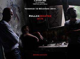 Affiche du concert au Cavern Club